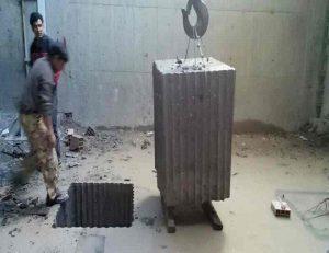 اجرای کرگیری بتن در تهران
